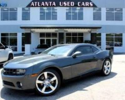 2013 Chevrolet Camaro LT with 2LT Coupe Manual