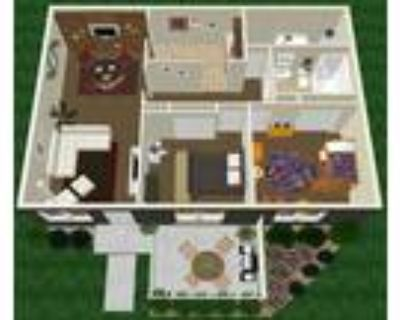 Canterbury Crossings - Sterling - 2x1 - 864 sq. ft. with Carport