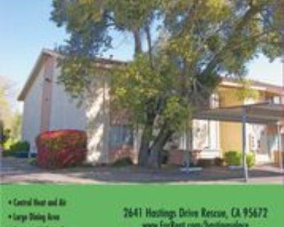 2641 Hastings Dr #9, Rescue, CA 95672 1 Bedroom Apartment