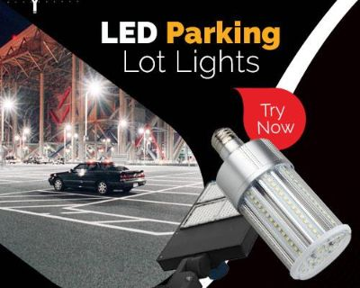Buy Now LED Parking Lot Lights at Low Price