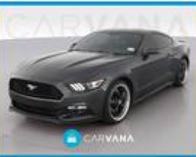 2015 Ford Mustang Green, 55K miles