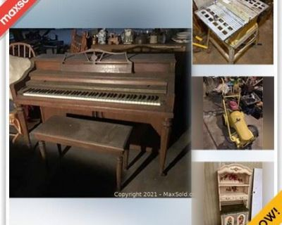 Griffin Business Downsizing Online Auction - Anne Street