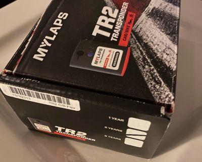 MYLAPS TR2 Transponder - 2 year