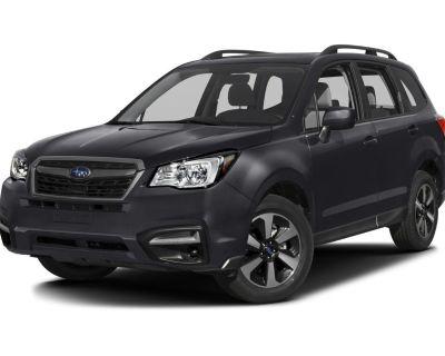 Pre-Owned 2017 Subaru Forester AWD 2.5i Premium