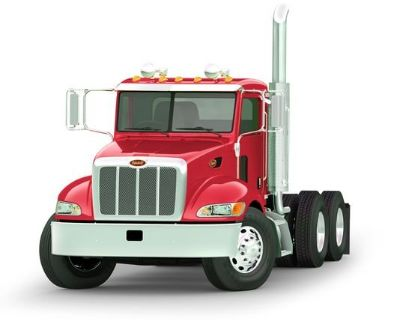 2022 PETERBILT 348 Day Cab Trucks Heavy Duty