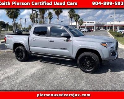 2021 Toyota Tacoma SR5 Double Cab Long Bed V6 6AT 2WD