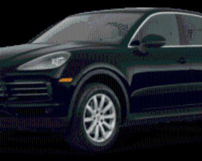 2020 Porsche Cayenne Standard