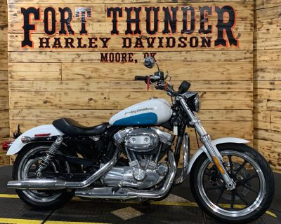 Pre-Owned 2017 Harley-Davidson SuperLow XL883L