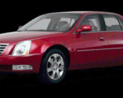 2011 Cadillac DTS Premium Collection