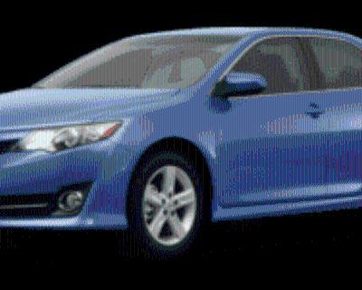 2014 Toyota Camry 2014 LE I4 Automatic