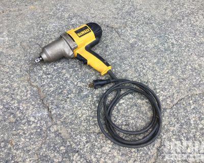 2016 (unverified) Dewalt DW292 Impact Wrench