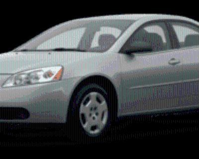 2007 Pontiac G6 1SV