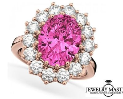 Buy Unique Oval Shaped Engagement Rings Online
