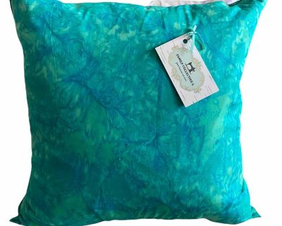 Handmade Decorative Pillow-NEW- insert included