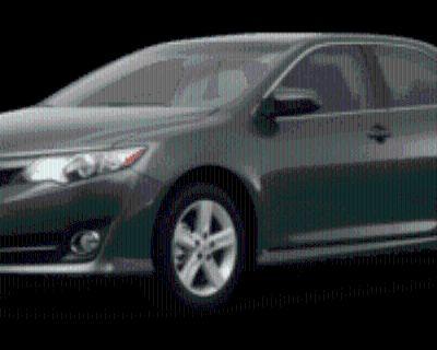 2014 Toyota Camry 2014 SE I4 Automatic