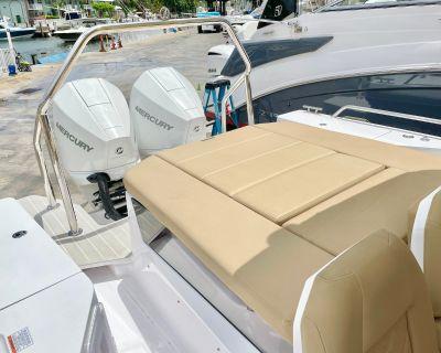 2020 Axopar 28 TTop w/optional Aft Cabin