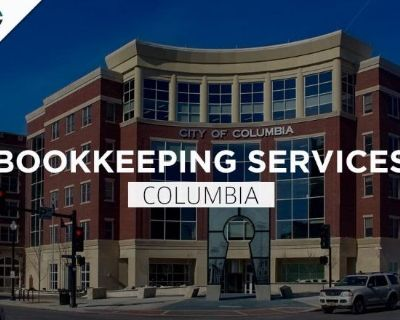 Affordable Accounting & Bookkeeping Services in Columbia