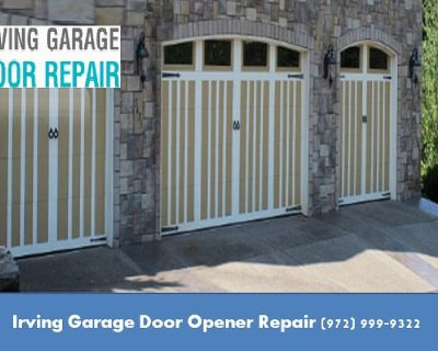 Starting $25.95 at Garage Door Opener Repair  Irving, TX
