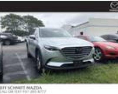 2018 Mazda CX-9 Silver, 34K miles