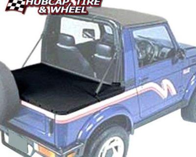 Bestop Duster Deck Cover Black Suzuki Samurai 86-94 Install To Oe Snaps 90006-15