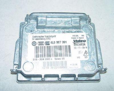 2007 2008 2009 07 08 09 Audi Q7 Q 7 Head Light Headlight Xenon Hid Ballast