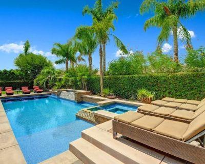 Desert Oasis Getaway! Pool+HotTub+Putting Green! - Indio