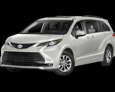 New 2021 Toyota Sienna XLE FWD 5 In-Tranist