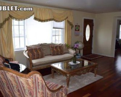 Anderson Ave Montgomery, MD 20850 4 Bedroom House Rental