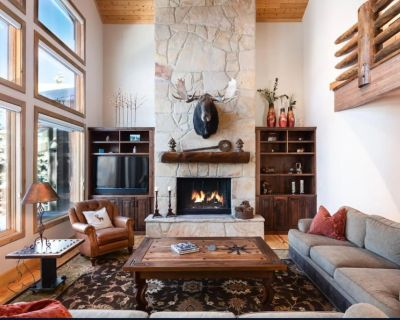 Private Deer Valley Mountain Retreat with Unparalleled Resort Views - Park City