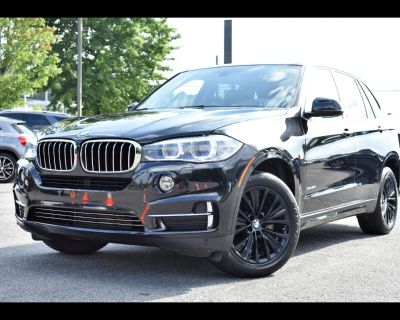 2016 BMW X5 XDrive35i 4D SAV