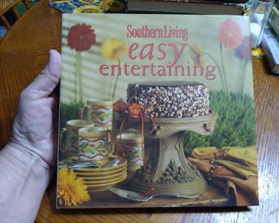 Southern Living easy entertaining