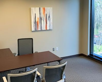 Private Office for 3 at Peachtree Offices at West Paces Ferry, LLC.
