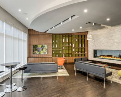 Modern Rockville Clubroom Perfect for Your Next Party, Rockville, MD