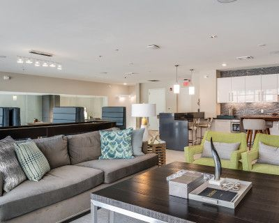 Loft-Style Event Space with Entertaining Kitchen, lounge seating, 70 inch television, co-working space and more!, Gaithersburg, MD