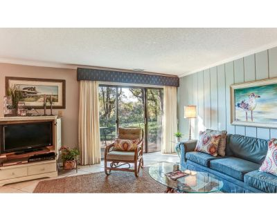 Quaint Cottagey Town home With Tranquil Setting on Amelia Island Plantation!! - Fernandina Beach