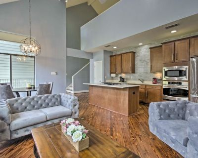 NEW! Well-Appointed Houston Home 1 Mile to Midtown - Houston Central Business District