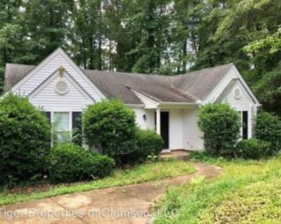 108 Pine Ridge Ln, Clemson, SC 29631 3 Bedroom House
