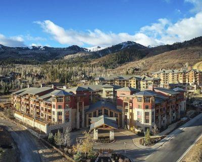 1 Bedroom ski-in at Park City Mountain Resort -Hilton Sunrise Lodge - Park City
