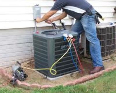 Pre Spring sale on new air conditioners