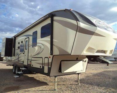 2017 Keystone Rv Cougar 326RDS