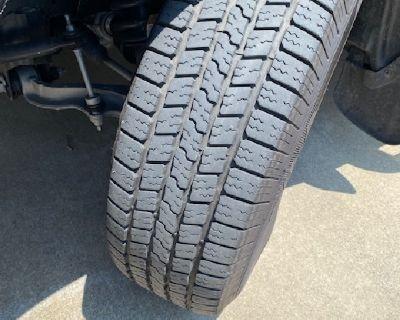 4-Goodyear Wrangler SR-A Tires