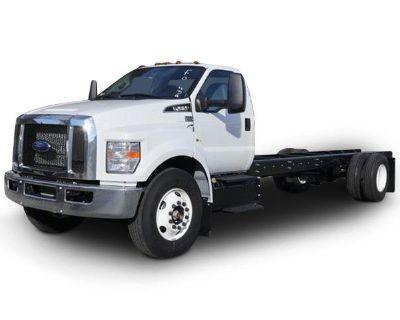 2021 FORD F650 Pickup Trucks Truck