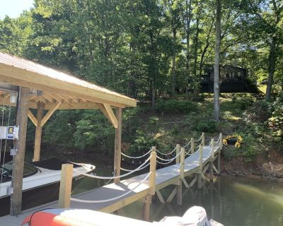 Cabin Boheme A Chic,Waterfront,Forested,Hideaway Kayaks,near boat rentals - Troutman