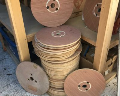 Plywood rounds