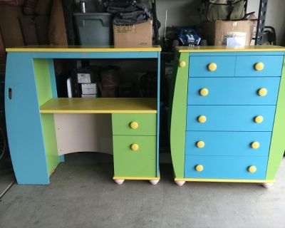 Toddler/Youth Chest of Drawers & Dresser