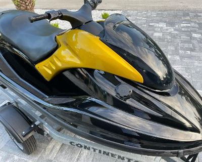 2007 Yamaha WaveRunner GP1300