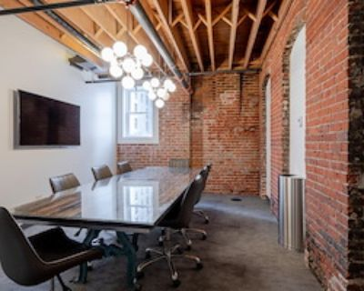 Private Meeting Room for 10 at Candy Factory Coworking