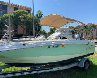 2017 Deck Boat 18
