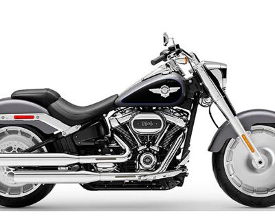 2021 Harley-Davidson Fat Boy 114 Cruiser San Jose, CA
