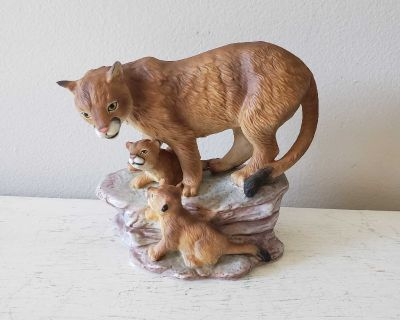 Mountain Lions Home Interiors